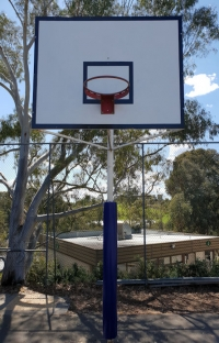 Donvale Christian College Basketball Pads
